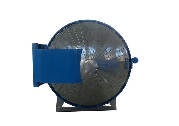 电加热蒸箱